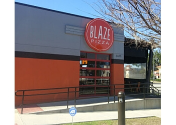 Gainesville pizza place Blaze Pizza