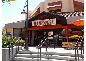 Irvine pizza place Blaze Pizza