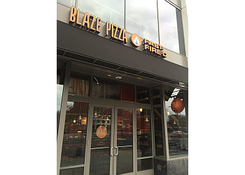 Newark pizza place Blaze Pizza