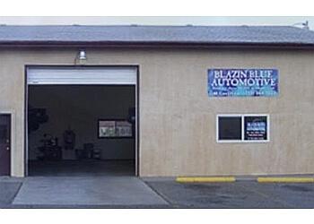 Pueblo car repair shop Blazin Blue Automotive