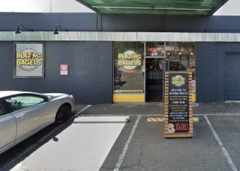 Seattle bagel shop Blazing Bagels