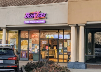 Hayward juice bar Blenzers