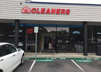 Concord dry cleaner Blessed Cleaners