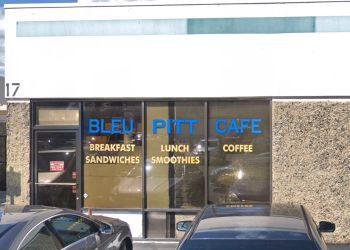 San Bernardino sandwich shop Bleu Pitt Cafe