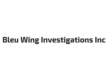 Detroit private investigators  Bleu Wing Investigations Inc
