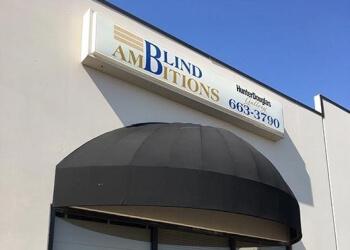 Tulsa window treatment store Blind Ambitions