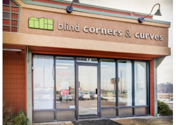 Denver window treatment store Blind Corners & Curves, Inc.