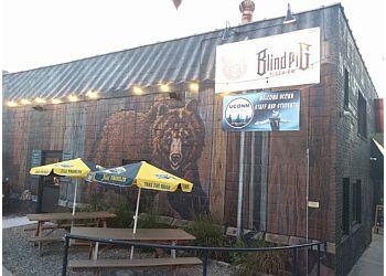 Hartford pizza place Blind Pig Pizza Co.