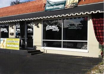 St Petersburg window treatment store Blind & Shutter Gallery
