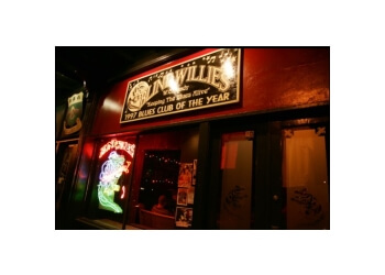 Atlanta night club Blind Willie's