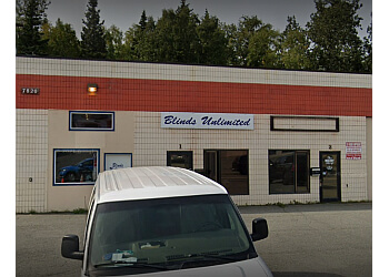 Anchorage window treatment store Blinds Unlimited
