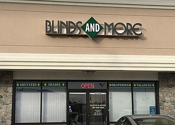 Virginia Beach window treatment store Blinds and More