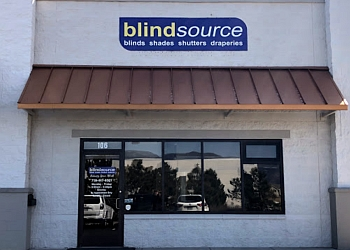 Colorado Springs window treatment store Blindsource, LLC