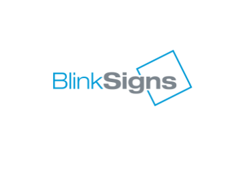 Cleveland sign company Blink Signs