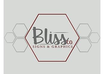 Fontana sign company Bliss Co Signs & Graphics