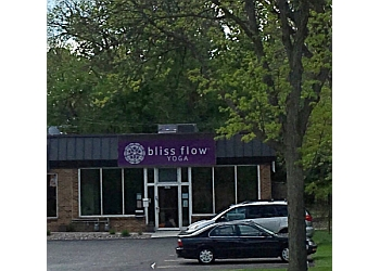 Madison yoga studio Bliss Flow Yoga and Wellness Center