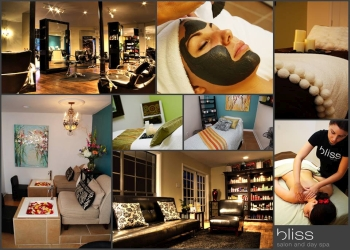 Mobile spa Bliss Salon and Day Spa