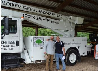 Baton Rouge tree service Blocker Tree & Landscape LLC