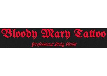 Pembroke Pines tattoo shop Bloody Mary Tattoo Studio