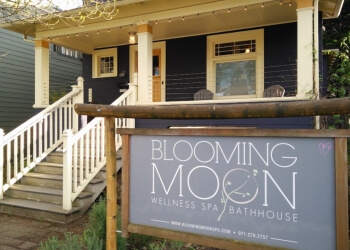 Portland spa Blooming Moon Wellness Spa
