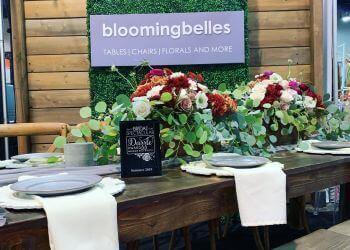 Henderson event rental company Bloomingbelles Rentals