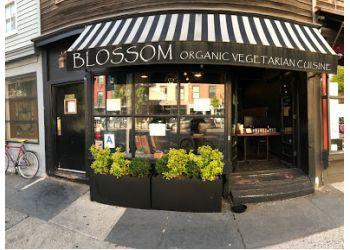New York vegetarian restaurant Blossom Restaurant