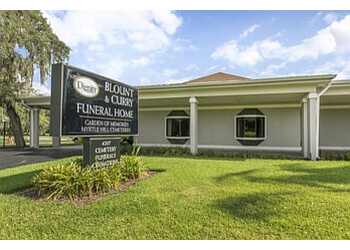 Tampa funeral home Blount & Curry Funeral Home