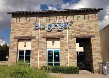 Irving thai restaurant Blu Ginger Thai Cafe
