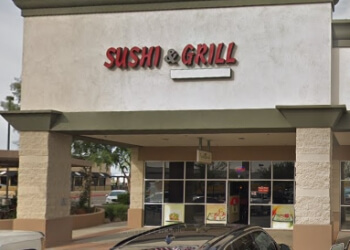 Surprise sushi Blu Sushi Lounge & Grill Surprise