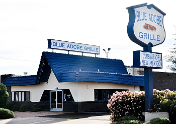Mesa mexican restaurant Blue Adobe Grille