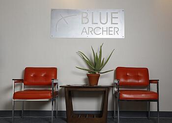 Pittsburgh web designer Blue Archer