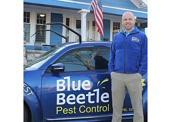 Kansas City pest control company Blue Beetle Termite & Pest Management