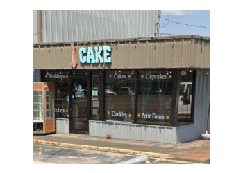 Little Rock cake Blue Cake Company