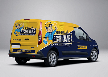 Akron electrician Blue Collar Electricians