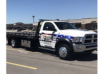 Fort Wayne towing company Blue Eagle Towing