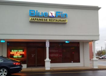 Virginia Beach japanese restaurant Blue Fin Japanese Restaurant