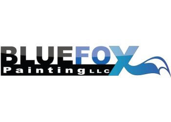 Mesa painter Blue Fox Painting
