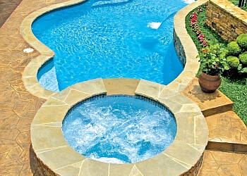 Mobile pool service Blue Haven Pools & Spas