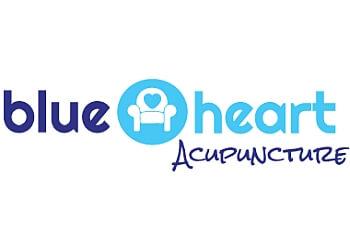 Orange acupuncture Blue Heart Acupuncture