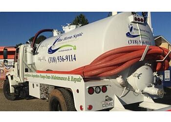 Shreveport septic tank service Blue Heron Septic & Environmental Services L.L.C.
