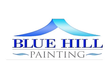 Cary painter Blue Hill Painting