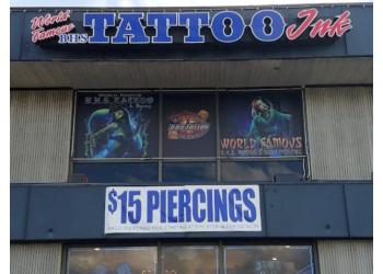 Virginia Beach tattoo shop Blue Horseshoe Tattoo and Piercing