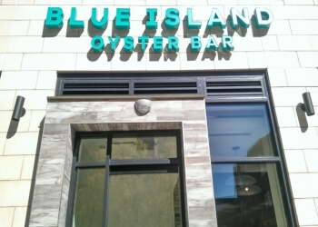 Denver seafood restaurant Blue Island Oyster Bar