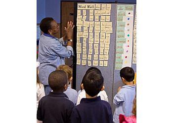 Garland preschool Blue Ivey School