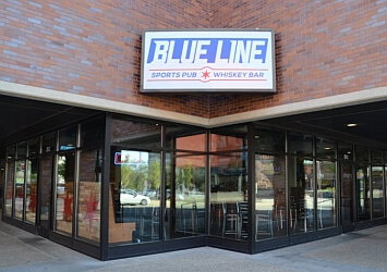 Rockford sports bar Blue Line Sports Pub