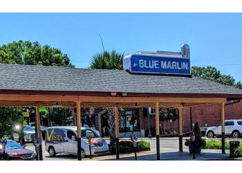 Columbia seafood restaurant Blue Marlin