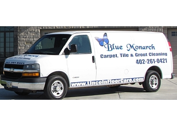 Lincoln carpet cleaner Blue Monarch
