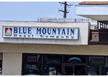 Garden Grove bagel shop Blue Mountain Bagel Co