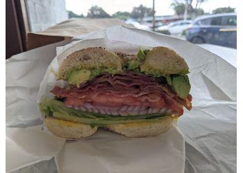 Garden Grove bagel shop Blue Mountain Bagel Co.