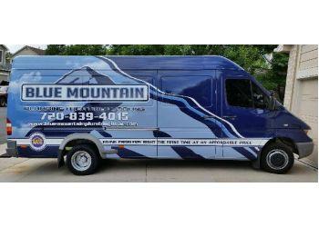 Thornton plumber Blue Mountain Plumbing, Heating & Cooling